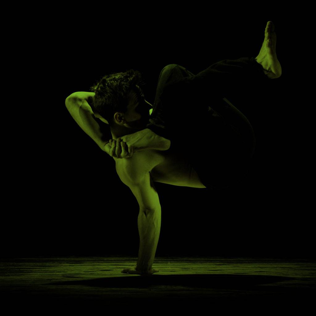 Zeitgenössischer urbaner tanz